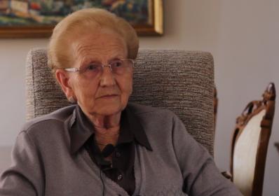 Maria Olazabal Bereziartua testigantza
